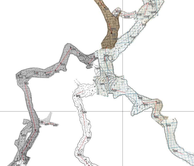 Quick Working Cave Maps with CaveWhere a Cave Survey Software